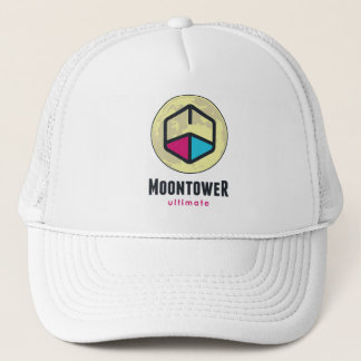 Casquette final 2 de camionneur de Moontower