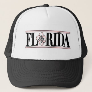 Casquette Fleur de ketmie de la Floride