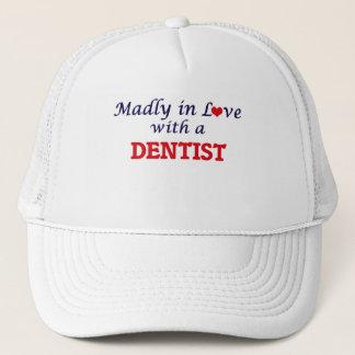 Casquette Follement dans l'amour avec un dentiste