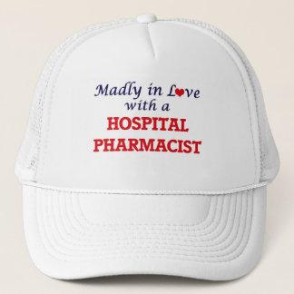 Casquette Follement dans l'amour avec un pharmacien