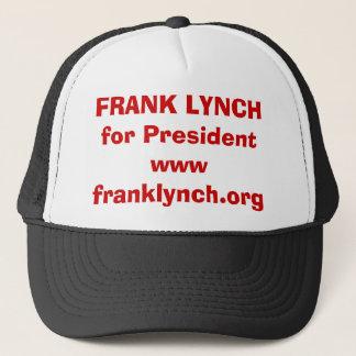 Casquette FRANK LYNCH pour président HAT