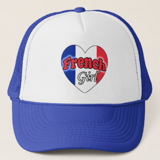 Casquette French Girl