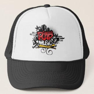 Casquette GANGSTA coup MUSIC - chapeau Cap chapeau Basecap