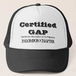 Casquette GAP certifié, CHAPITRE de PALOMPON, messieurs