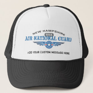 Casquette Garde nationale d'air du New Hampshire