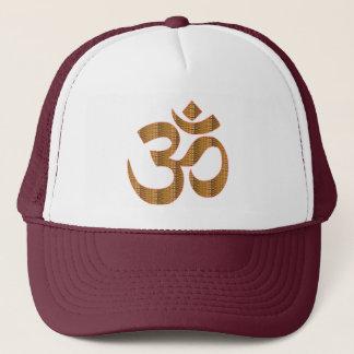 Casquette GIF d'hindouisme de chant de méditation de yoga