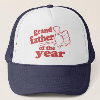 Casquette Grand-père de l'année