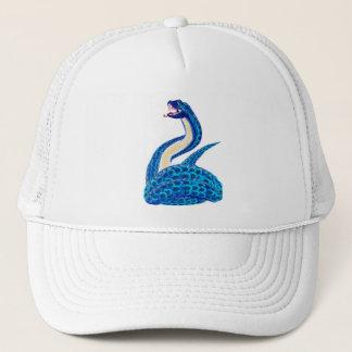 Casquette Grand serpent bleu d'un certain endroit