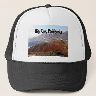 Casquette Grand Sur, paysage de la Californie