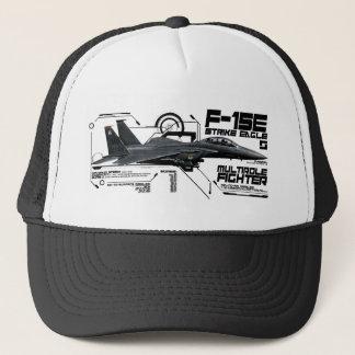 Casquette Grève Eagle de F-15E