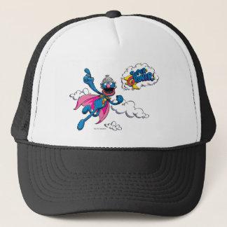 Casquette Grover superbe vintage