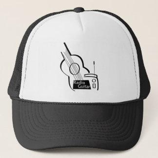 Casquette Guitare par radio
