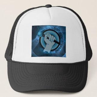 Casquette Gyre bleu éternel