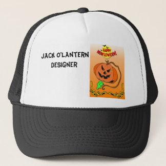 Casquette Halloween, des bonbons ou un sort
