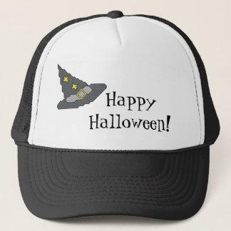 Casquette HappyHalloween de sorcière !