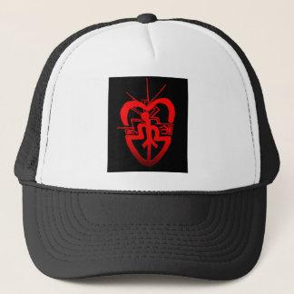 Casquette hart radio comunication love