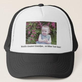 Casquette *HAT/CAP : Customisez ce cadeau parfait !