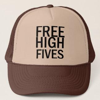 Casquette Haut Fives libre