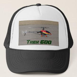 Casquette Hélicoptère de Trex 600 RC planant