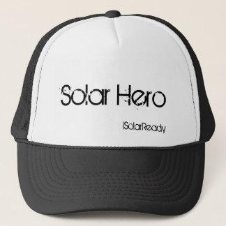 Casquette Héros solaire