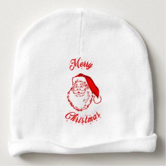 Casquette heureux de Père Noël Bonnet Pour Bébé