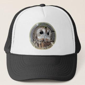 Casquette Hibou - symbole de la sagesse