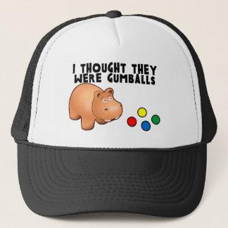 Casquette Hippopotame Gumballs