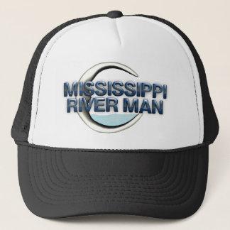 Casquette Homme du fleuve Mississippi de PIÈCE EN T