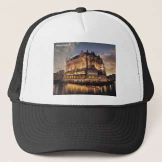 Casquette Hôtel-Europe-Amsterdam-Pays-Bas [kan.k]