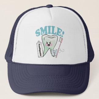 Casquette Hygiéniste dentaire de dentiste