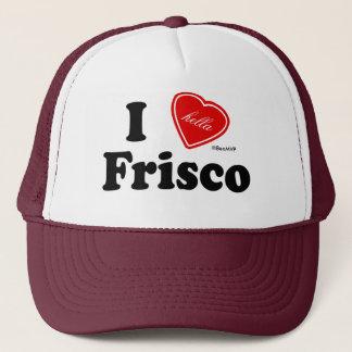 Casquette I amour (de Hella) Frisco