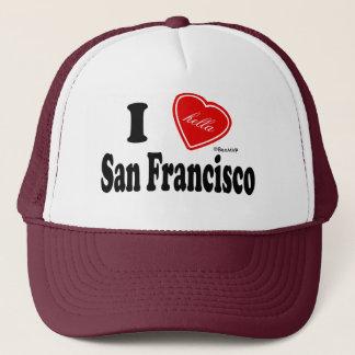 Casquette I amour (de Hella) San Francisco