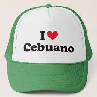Casquette I coeur Cebuano
