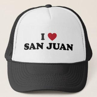 Casquette I coeur San Juan Porto Rico