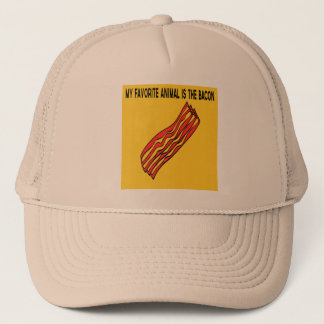 Casquette I love Bacon