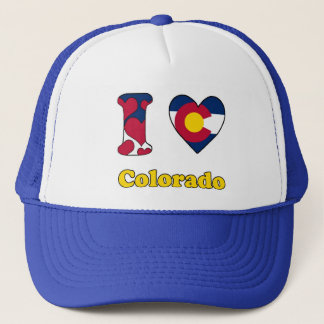 Casquette I love Colorado