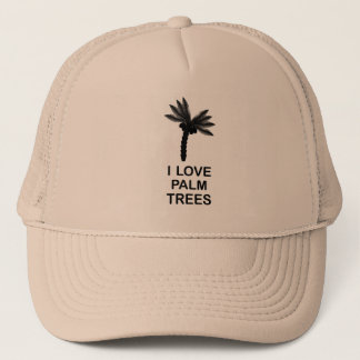 CASQUETTE I LOVE PALM TREES