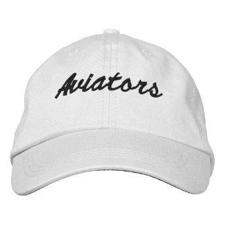 """Casquette indépendant de boule de """"aviateurs"""" des casquette brodée"""