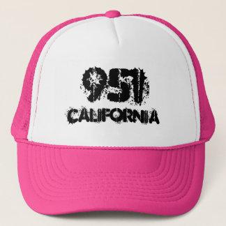 Casquette Indicatif régional de la Californie 951.  Idée de