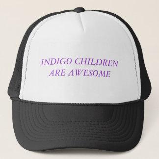 CASQUETTE INDIGO CHILDRENARE IMPRESSIONNANT