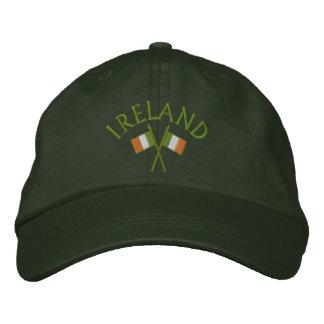 Casquette irlandais de drapeau
