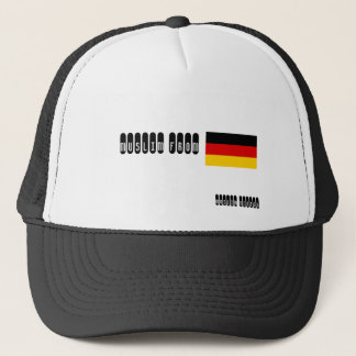 CASQUETTE ISLAM-GERMANY.CAPS