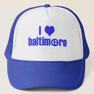Casquette J'aime Baltimore