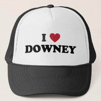 Casquette J'aime Downey la Californie