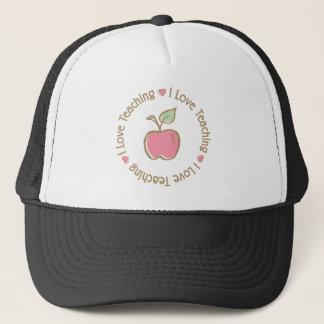 Casquette J'aime enseigner Apple