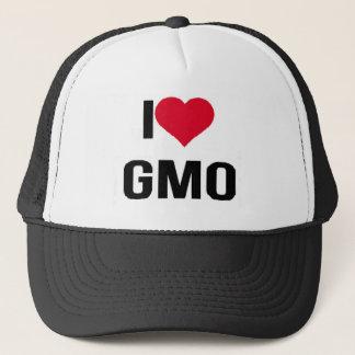 Casquette J'aime GMO