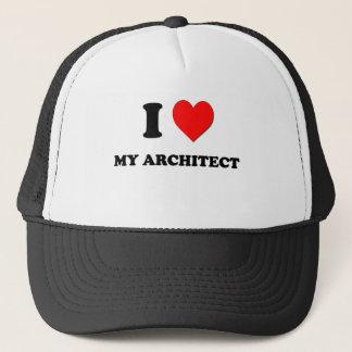 Casquette J'aime mon architecte