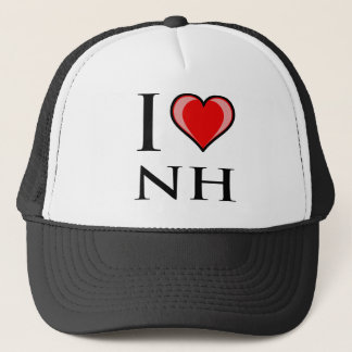 Casquette J'aime NH - New Hampshire