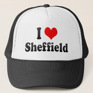 Casquette J'aime Sheffield, Royaume-Uni
