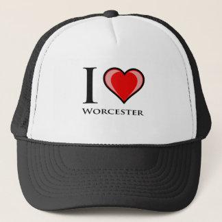 Casquette J'aime Worcester